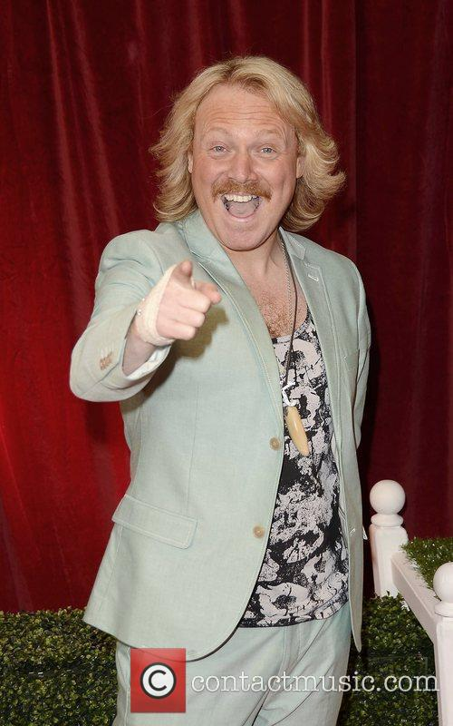 Leigh Francis  The British Soap Awards 2012...