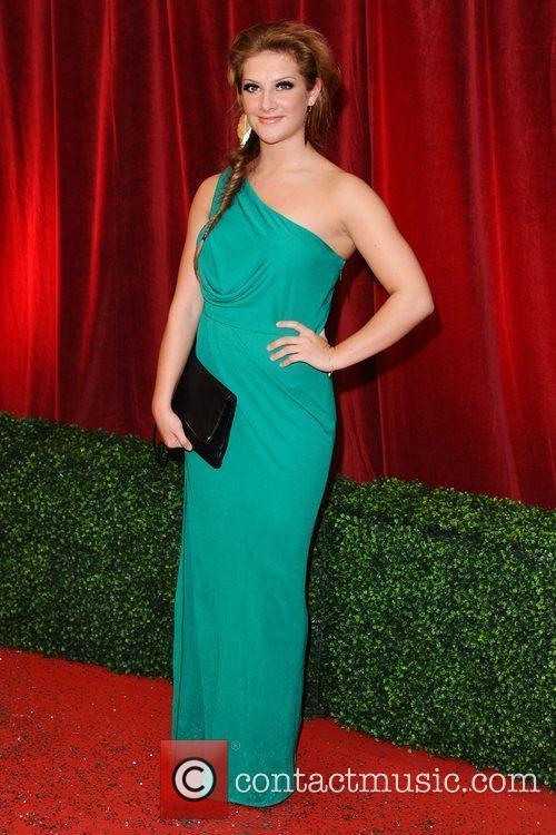 Isobel Hodgins The British Soap Awards 2012 held...