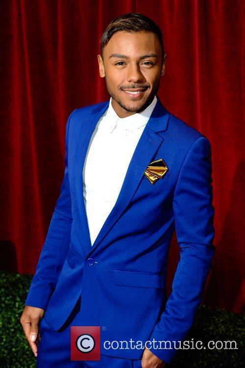 Marcus Collins The British Soap Awards 2012 held...