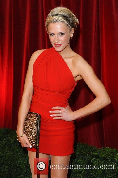 Scarlett Bowman The British Soap Awards 2012 held...