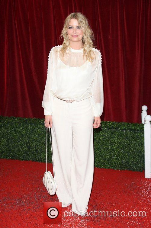 Guest The British Soap Awards 2012 held at...