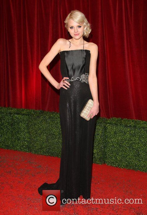 Hetti Bywater The British Soap Awards 2012 held...