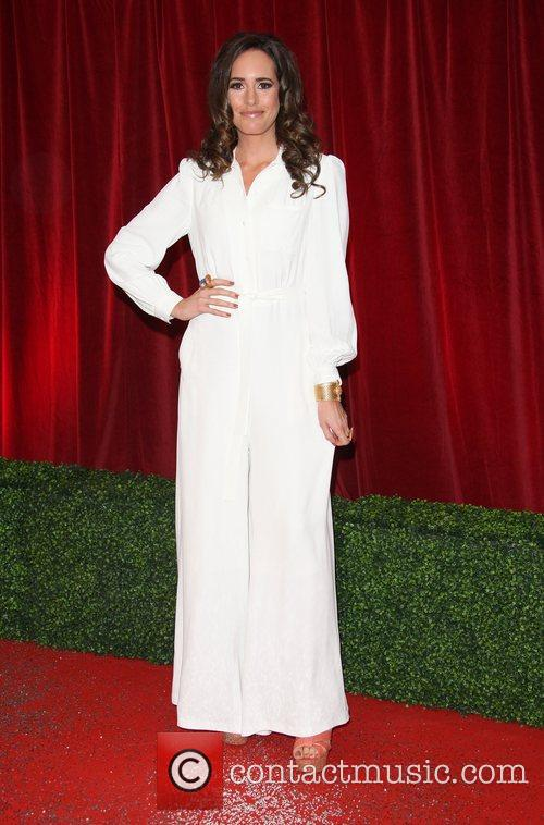 Louise Roe The British Soap Awards 2012 held...