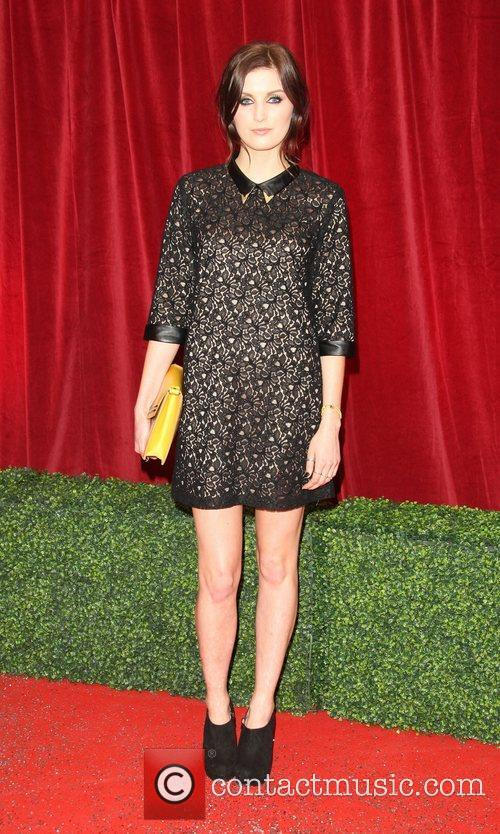 Sophie Powel The British Soap Awards 2012 held...