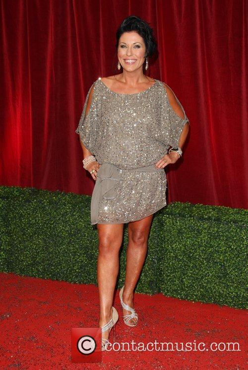 Jessie Wallace The British Soap Awards 2012 held...