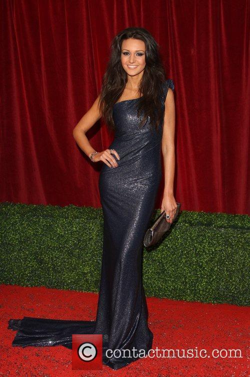 Michelle Keegan The British Soap Awards 2012 held...