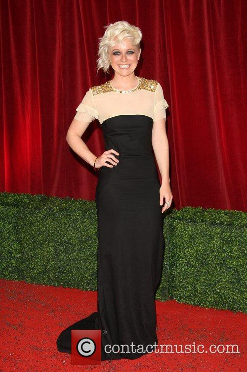 Charlie Clemmow The British Soap Awards 2012 held...