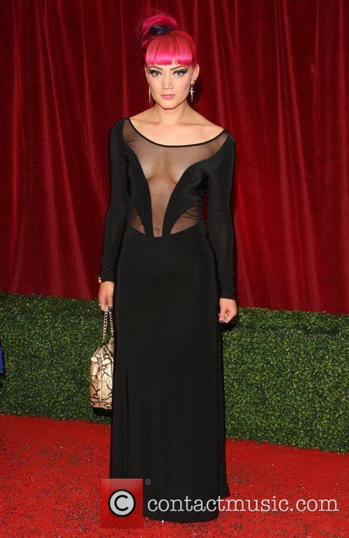 Hollie-Jay Bowes The British Soap Awards 2012 held...
