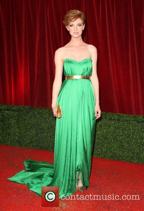 Lucy Dixon The British Soap Awards 2012 held...