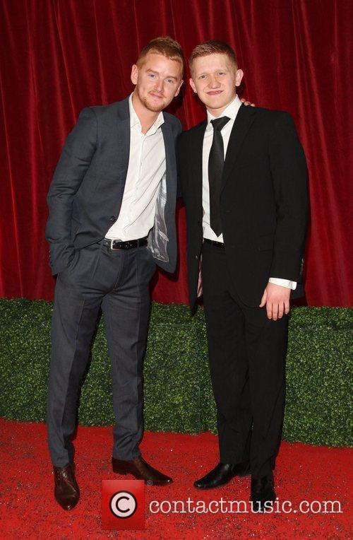 Mikey North and Sam Aston The British Soap...