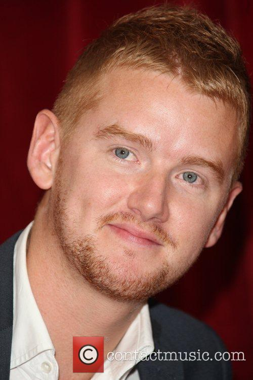 Mikey North The British Soap Awards 2012 held...