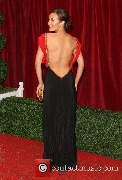 Alexis Peterman The British Soap Awards 2012 held...