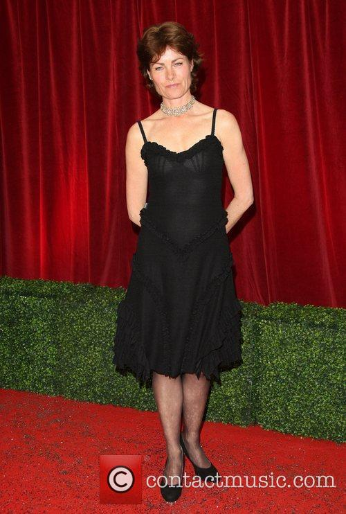 Janet Dibley The British Soap Awards 2012 held...