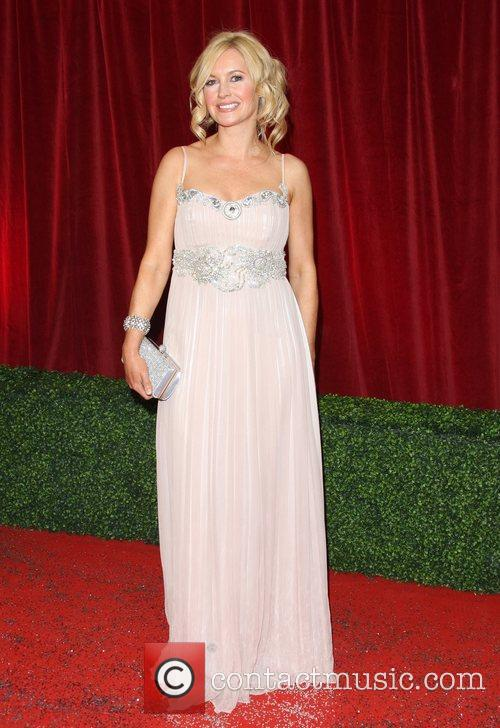 Alex Fletcher The British Soap Awards 2012 held...