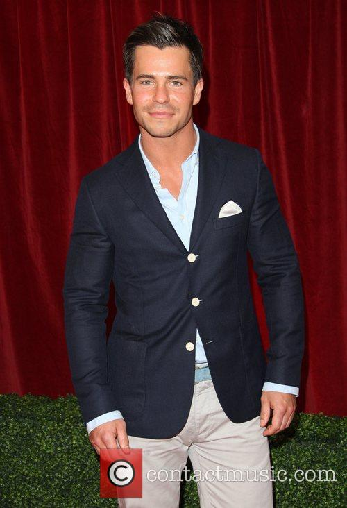 Oliver Mellor The British Soap Awards 2012 held...