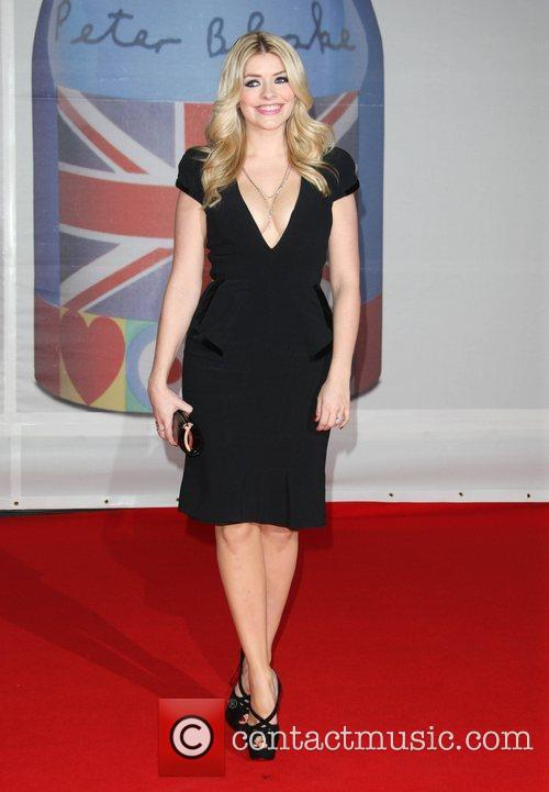 Holly Willoughby and Brit Awards 2