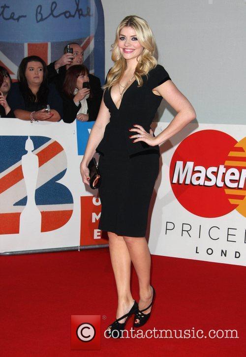 Holly Willoughby and Brit Awards 3