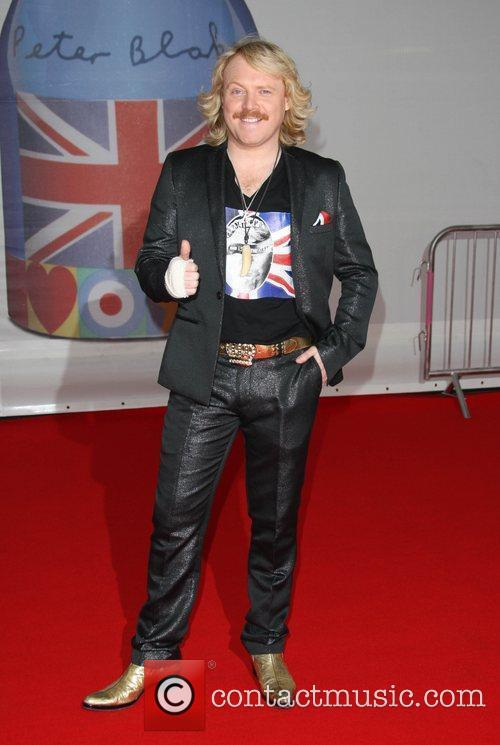 Leigh Francis and Brit Awards 1