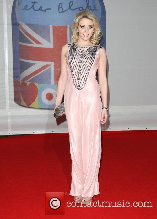 Lydia and Brit Awards 1