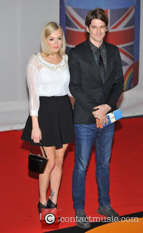 Fearne Cotton and Brit Awards 3