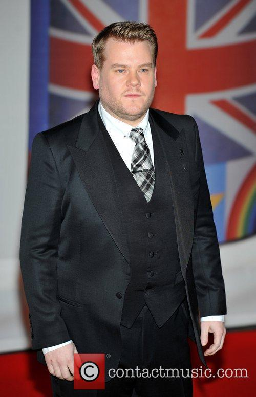 James Corden and Brit Awards 2