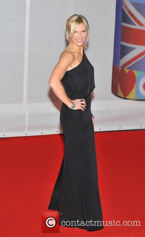 2012 Brit Awards held at the O2 Arena...