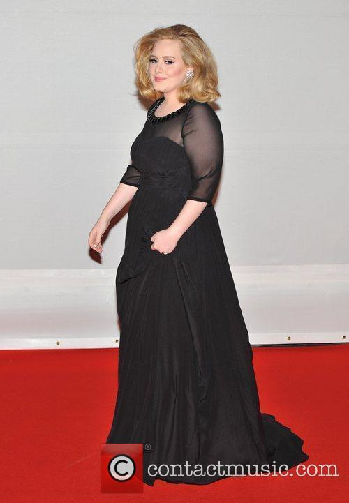 Adele and Brit Awards 8