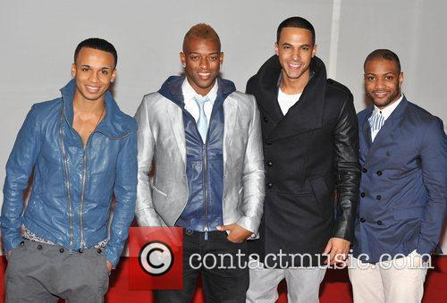 Aston Merrygold, Jls, Jonathan Gill and Brit Awards 4