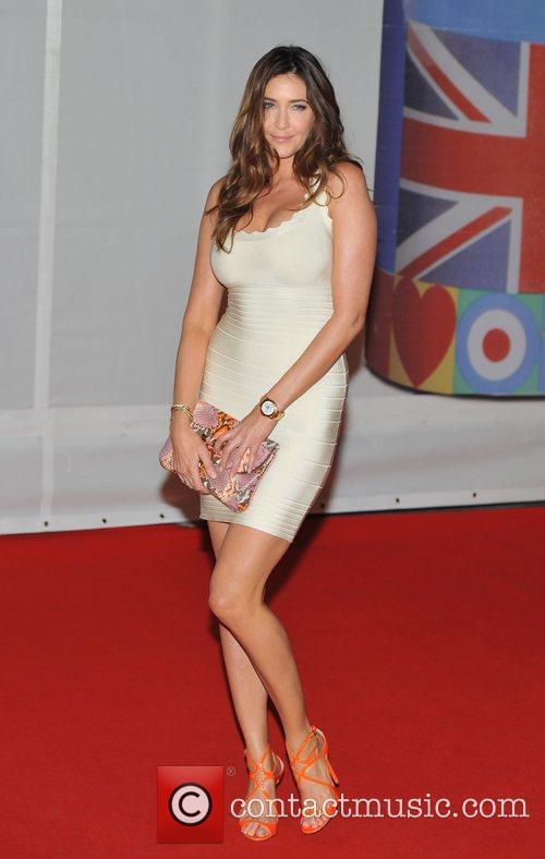 Lisa Snowdon and Brit Awards 1