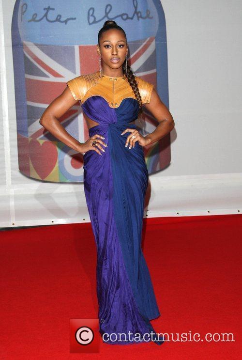 Alexandra Burke and Brit Awards 6