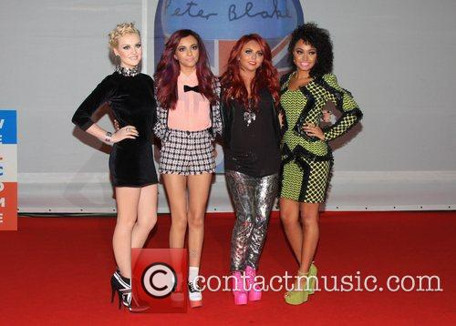 Perrie Edwards, Jade Thirlwall, Jesy Nelson and Leigh-Anne...