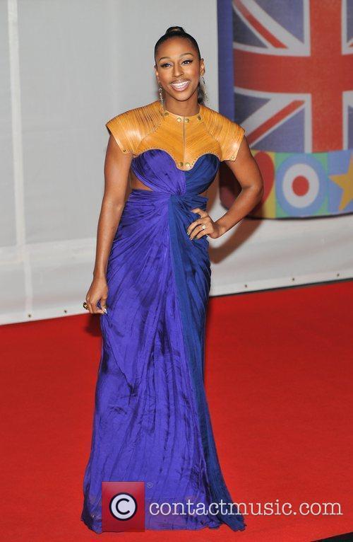 Alexandra Burke and Brit Awards 2