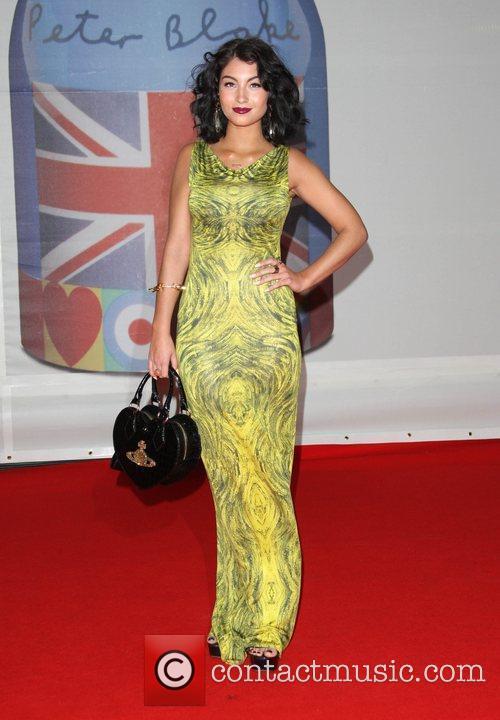 Yasmin and Brit Awards 2