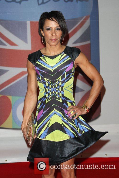 Kelly Holmes and Brit Awards 3