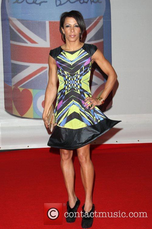 Kelly Holmes and Brit Awards 1