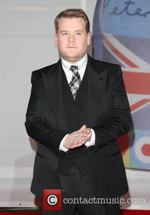 James Corden and Brit Awards 4