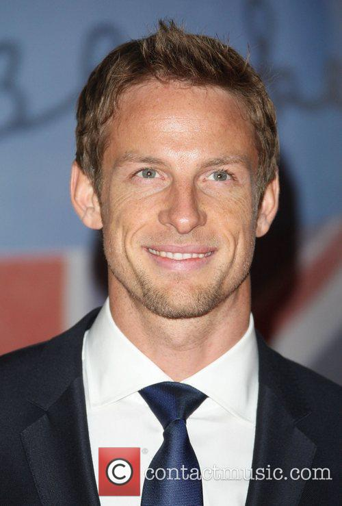 Jenson Button and Brit Awards 2
