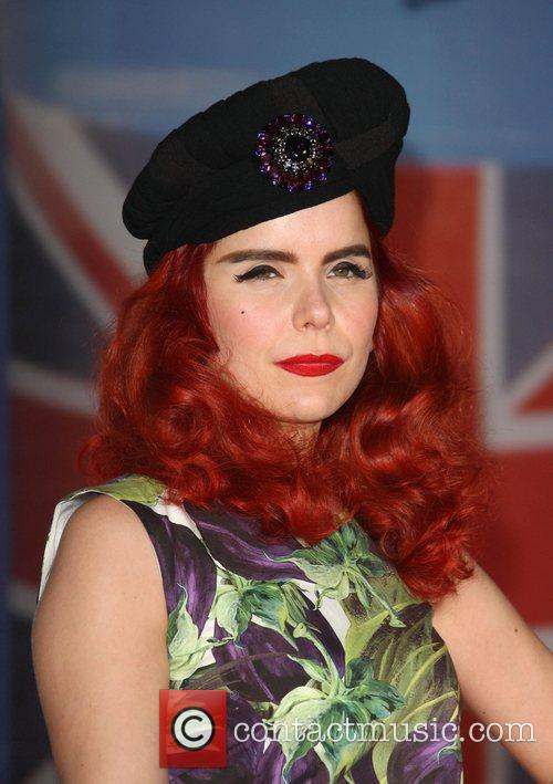 Paloma Faith and Brit Awards 3
