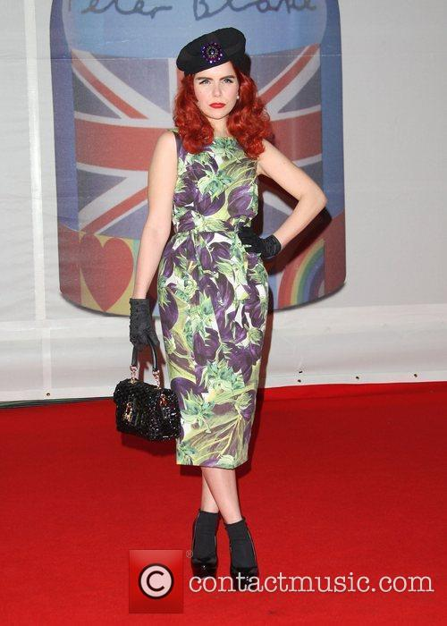 Paloma Faith and Brit Awards 4