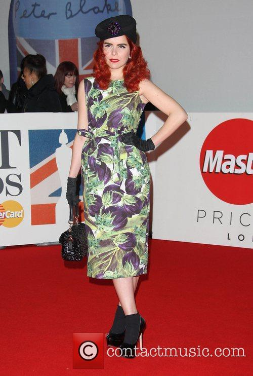 Paloma Faith and Brit Awards 5