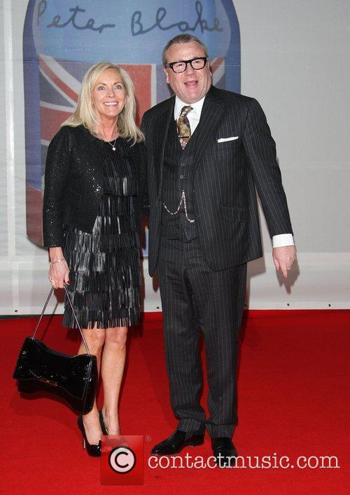 Ray Winstone and Brit Awards