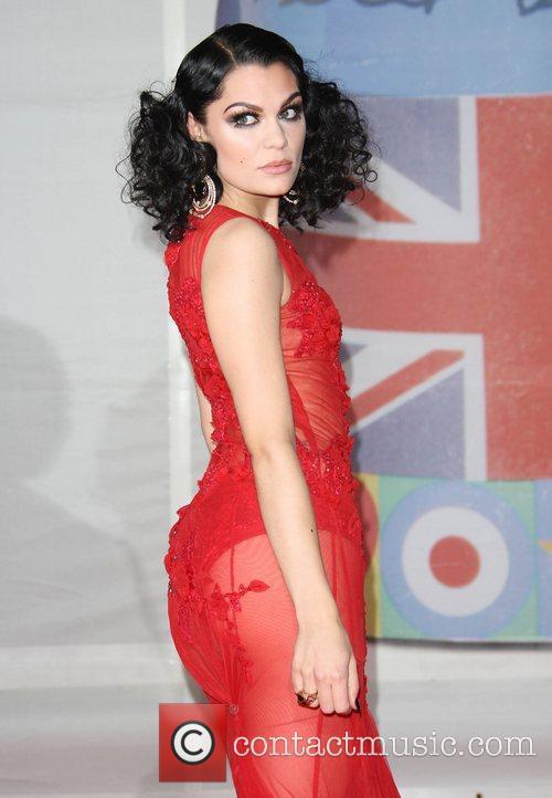 Jessie J and Brit Awards 4