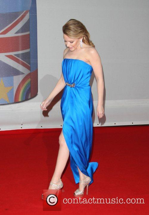 Kylie Minogue and Brit Awards 4