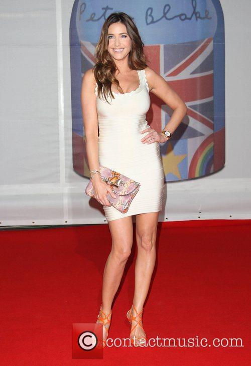 Lisa Snowdon and Brit Awards 2