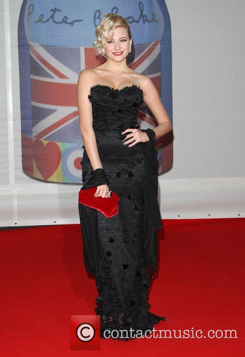 Pixie Lott and Brit Awards 7