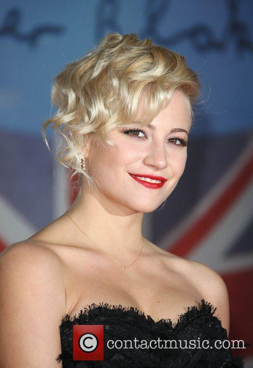 Pixie Lott and Brit Awards 8