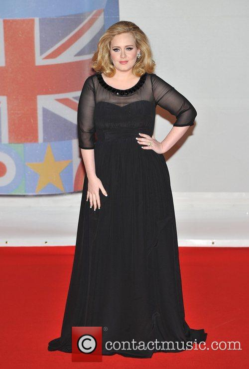 Adele and Brit Awards 11