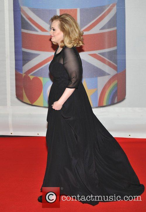 Adele and Brit Awards 5