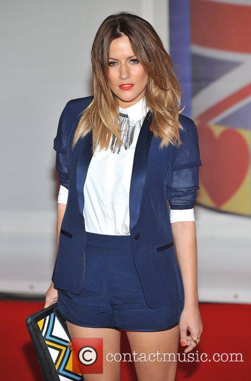 Caroline Flack and Brit Awards 3