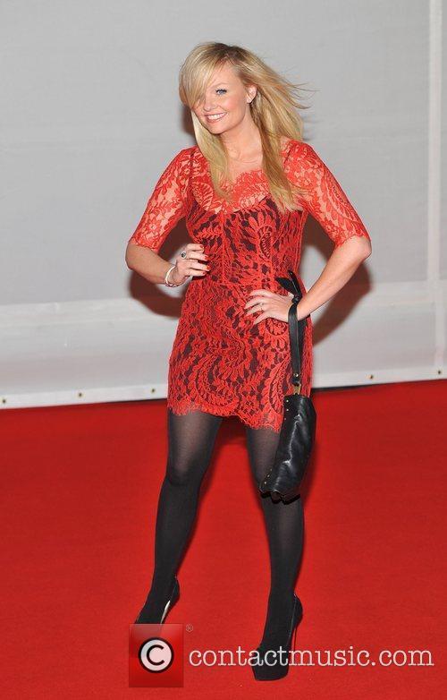 Emma Bunton The BRIT Awards 2012 at the...